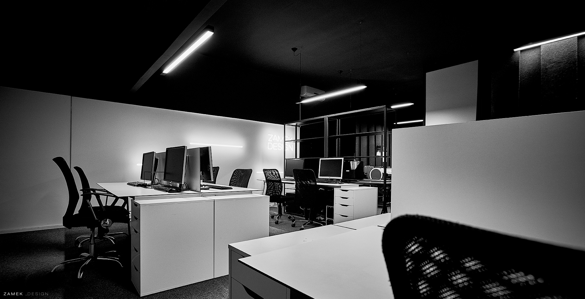 Zamek Design - Biuro
