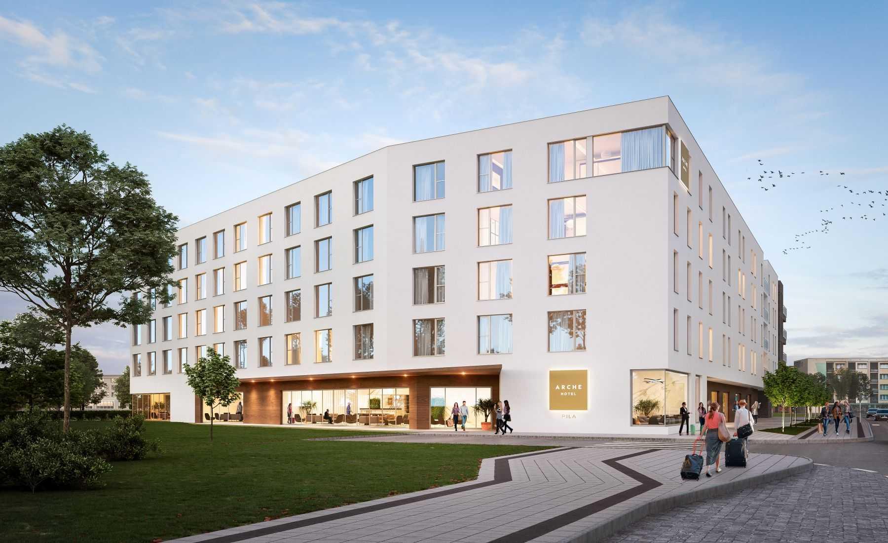 www.hotele.arche.pl